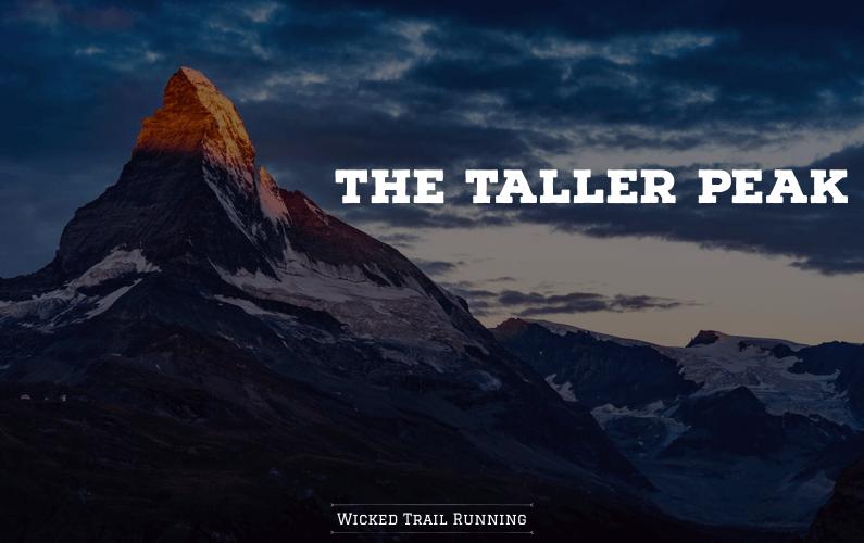 Why Run an Ultra Marathon | The Taller Peak